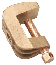 Tweco Roto-Work WCRG-1200 Ground Clamp (1200A, Fits RG-240/440) Copper Alloy 92551112