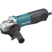 "Makita 4-1/2"" SJS Paddle Switch Grinder, 10 Amp, 10,500 RPM, 9564P"