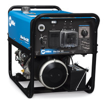 MILLER WELDER Blue Star 185 Engine Driven Welder, 907664