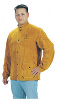 "Tillman 3280 Premium Cowhide Split Leather 30"" Jacket"