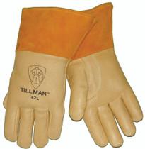 Pigskin Gloves, Tillman 42