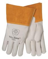Cowhide MIG gloves, Tillman 1350