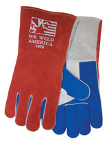 Tillman 1075 Premium We Weld America Stick Welding Gloves, Large