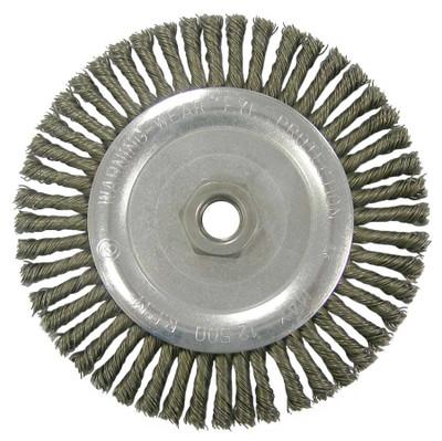 Stringer Bead Wheel Brush