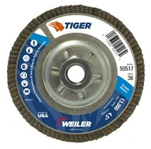 Weiler Tiger Flap Disc