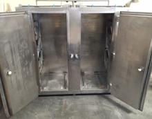 Martin/Baron 2-18-0002-24 Double Door Cabinet Freezer SN J970902 (refurbished)