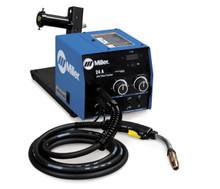 Miller 24A wire feeder w/BTB 300A Gun - 951193