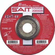 UAI Cutting/Grinding Wheel 4-1/2x1/4x7/8 TY27 Metal  - 20065