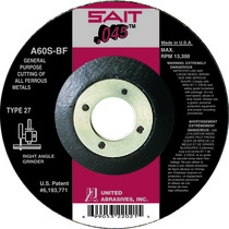 UAI Cutting Wheel 7x.045x7/8 TY27 Metal - 22053