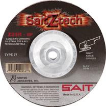 UAI Cutting Wheel 4-1/2x1/4x5/8-11 TY27 Z-Tech Metal - 22610
