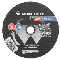 Walter Cutoff Wheel 7x1/16x7/8 TY 1 Zip™ Wheel -  11T072