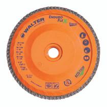Walter Flap Disc 4-1/2x5/8-11 40 Grit Enduro-Flex Stainless™ -  06F454