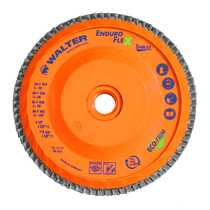 Walter Flap Disc 4-1/2x5/8-11 60 Grit Enduro-Flex Stainless™ -  06F456