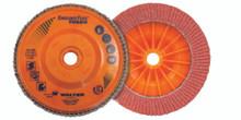Walter Flap Disc 4-1/2x5/8-11 60 Grit  Enduro-Flex Turbo™ -  06A452