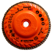 Walter Flap Disc 4-1/2x5/8-11 120 Grit Enduro-Flex™ -  06B462