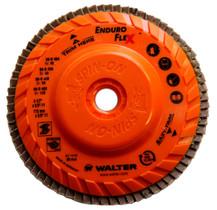 Walter Flap Disc 4-1/2x5/8-11 80 Grit  Enduro-Flex™ -  06B458