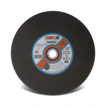 CGW Chop Saw Wheel 14x3/32x1 A36-P-BF Double Reinforced - 35576
