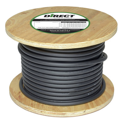 Direct Wire 6/4 250\' SOOW Multi-Conductor Cable SO0077 - MATHESON ...