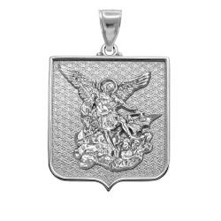 Silver St. Michael Pendant