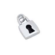 Sterling Silver Locker Charm