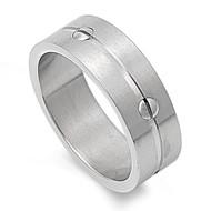 Fillister Screw Ring Stainless Steel