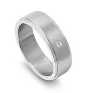 Fillister Screw Spinner Ring Stainless Steel