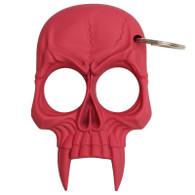 Skull Keychain Pink