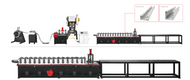 ROLL FORMING LINE FOR SLOTTED CHANNEL MADE IN CHINA BY FALKONMAC