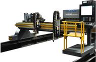 GSII-4000GD-SERIES — GANTRY TYPE CNC PLASMA/FLAME CUTTING MACHINE