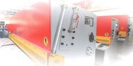 QC12Y SERIES - Hydraulic Swing Beam Shearing Machine Made in China By FALKONMAC
