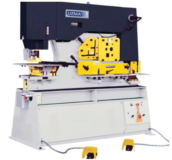 UKM 85 — IRON WORKER MACHINE