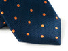 Jack Franklin Pumpkinman Men's Tie