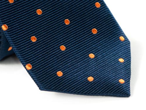 Jack Franklin Pumpkinman Men's Tie