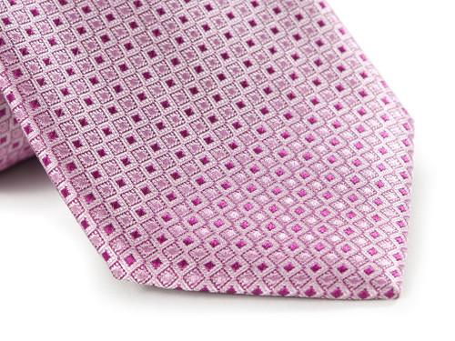 Jack Franklin Raspberry Ice Men's Tie