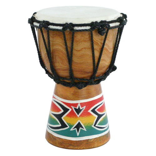 X8 Drums Mini Djembe Spark Design