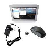 "ComfilePi Start Pack (7"" Industrial Raspberry Pi Touch Panel PC & more)"