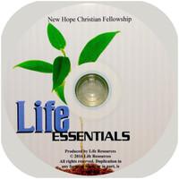 Work With Me Pastor Jon Burgess DVD