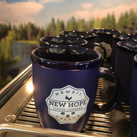 New Hope Coffee Company Mug - 12oz