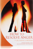 How To Resolve Anger Booklet