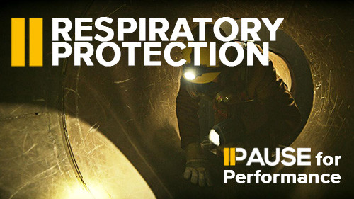 Pause for Performance: Respiratory Protection