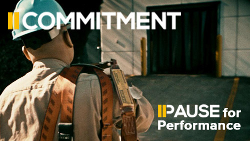 Pause for Performance: Commitment