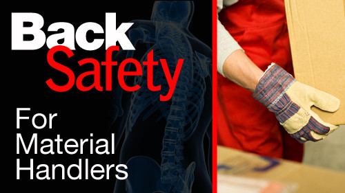 Back Safety For Material Handlers