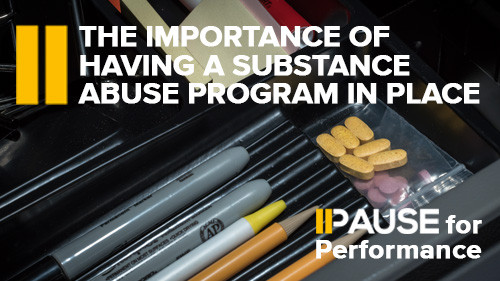 The Importance of Having a Substance Abuse Program in Place