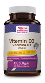 Vitamina D 1000IU