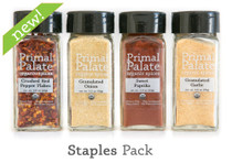 Staples Pack - Primal Palate