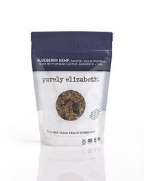 BLUEBERRY HEMP ANCIENT GRAIN GRANOLA