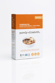 PUMPKIN FIG ANCIENT GRAIN GRANOLA +PUFFS CEREAL