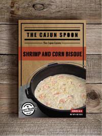 Shrimp & Corn Bisque Mix