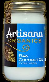 Coconut Oil (14oz)  Raw 100% Organic Cold Pressed Virgin Coconut Oil