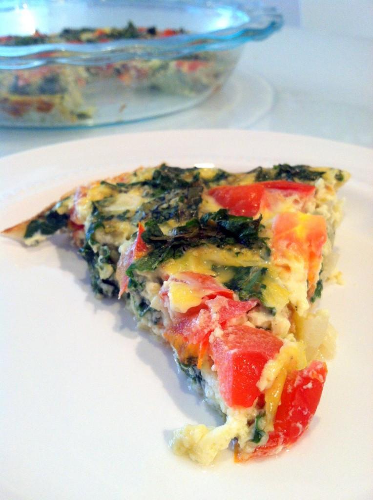 Tomato Basil Quiche Food Network